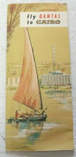 Qantas Guide to Cairo