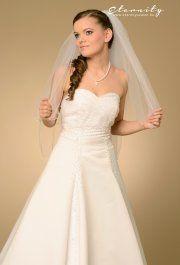 Szabina használt menyasszonyi ruha