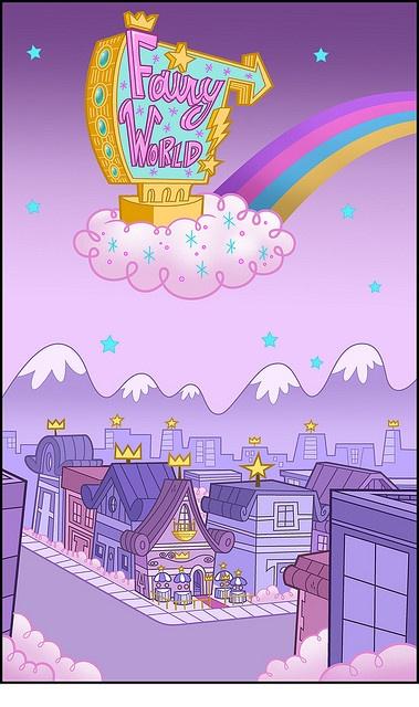 Fairy World Cafe von Fred Seibert über Flickr