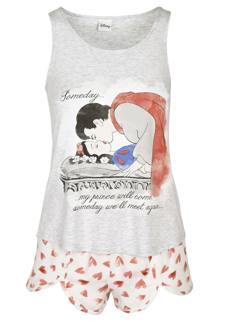 Clothing at Tesco | Disney Snow White Shorts Pyjamas > nightwear > Nightwear & Slippers > Women