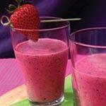 Ninja Blender Berry Berry Good Day Smoothie Recipe