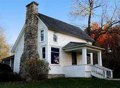 Laura Ingalls Wilders Home/Museum In Missouri