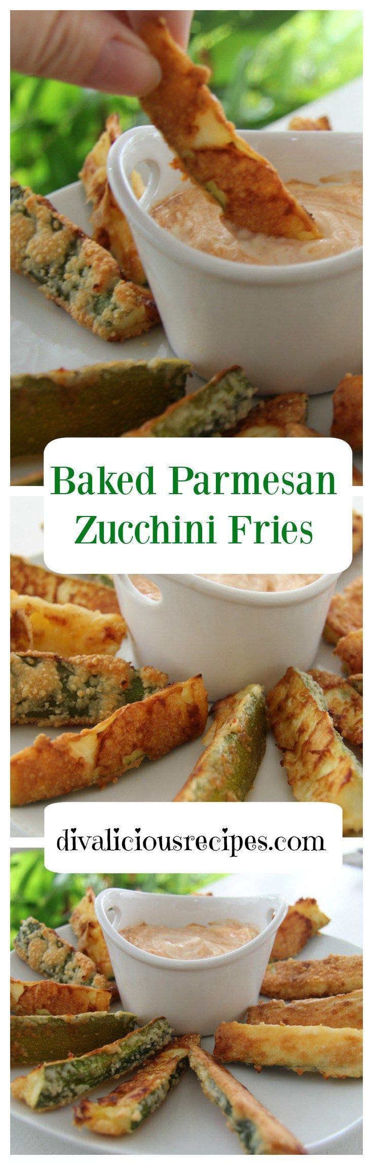 A low carb and gluten free snack or appetiser made with Parmesan and zucchini. See the recipe on http://www.divaliciousrecipes.com