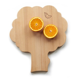 Bird In The Tree Chopping Board, 30€, now featured on Fab.