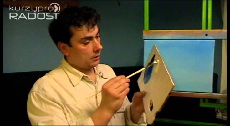 Kurz olejomalby - Pavel Michalica - díl 1