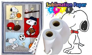 high quality sublimation paper