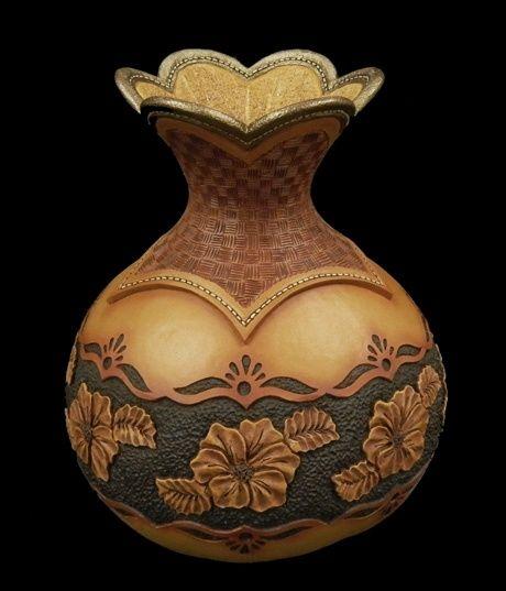 Gourd Art by marva