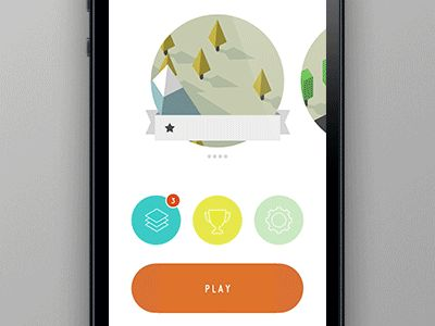 2  #mobile #ui #ux #design #inspiration #navigation #app #interface #ios #android #flat #smartphone #visual #animation #motiondesign #gif