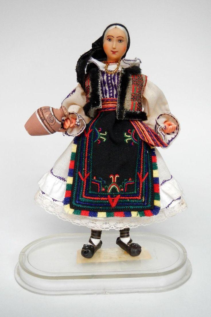 Romania Arta Crisana Doll Bihor