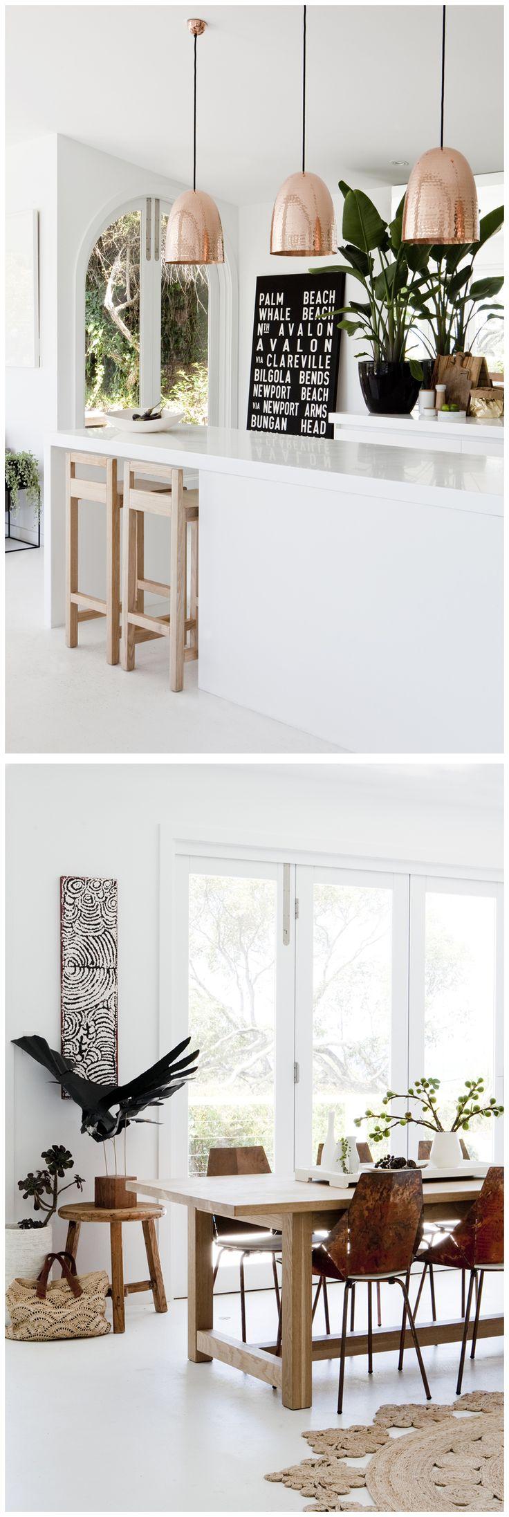 Copper Real Good Chairs // Marika Jarv Creative // Blu Dot Modern Furniture