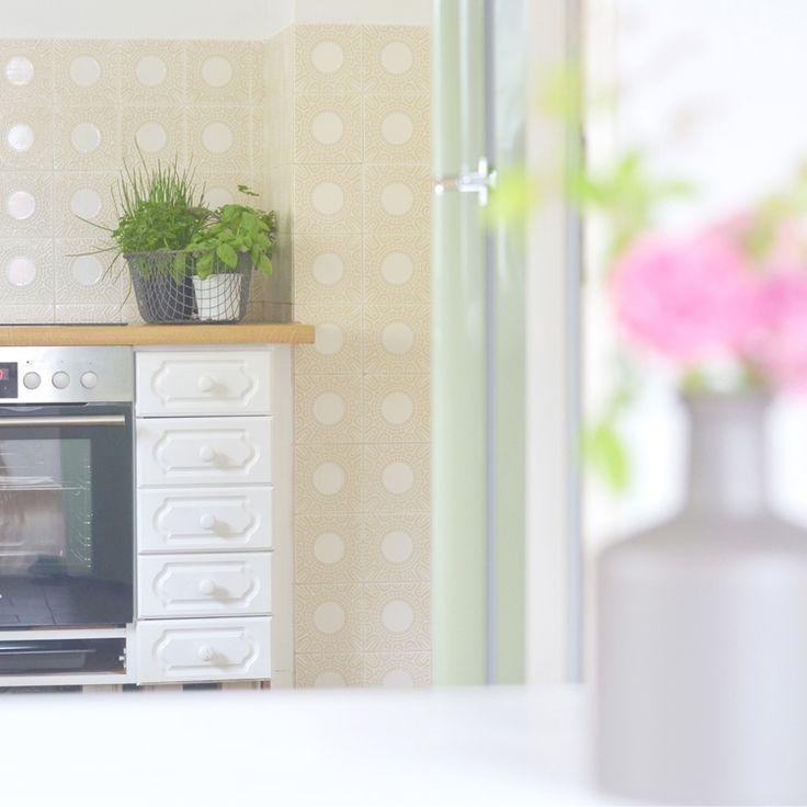 Die besten 25 pastell k che ideen auf pinterest pastell for Einbaukuche streichen