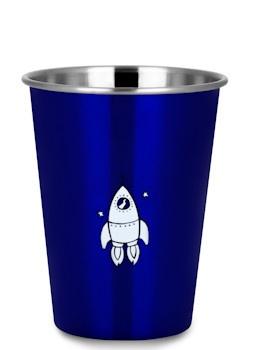 ecococoon blue rocket cup. littlemodern.com