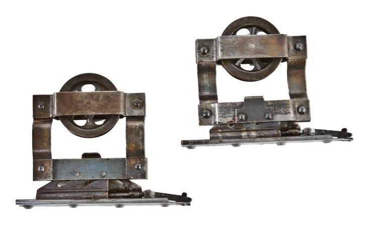 Antique Pocket Door Rollers