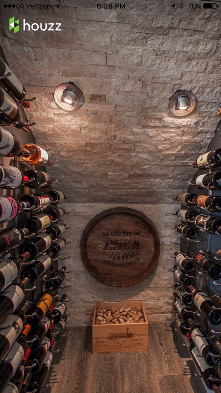 Cellar craft wine kits - Under Stairs Wine Cellar