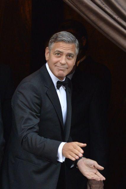 ★ STYLE: Steel de stijl van George Clooney