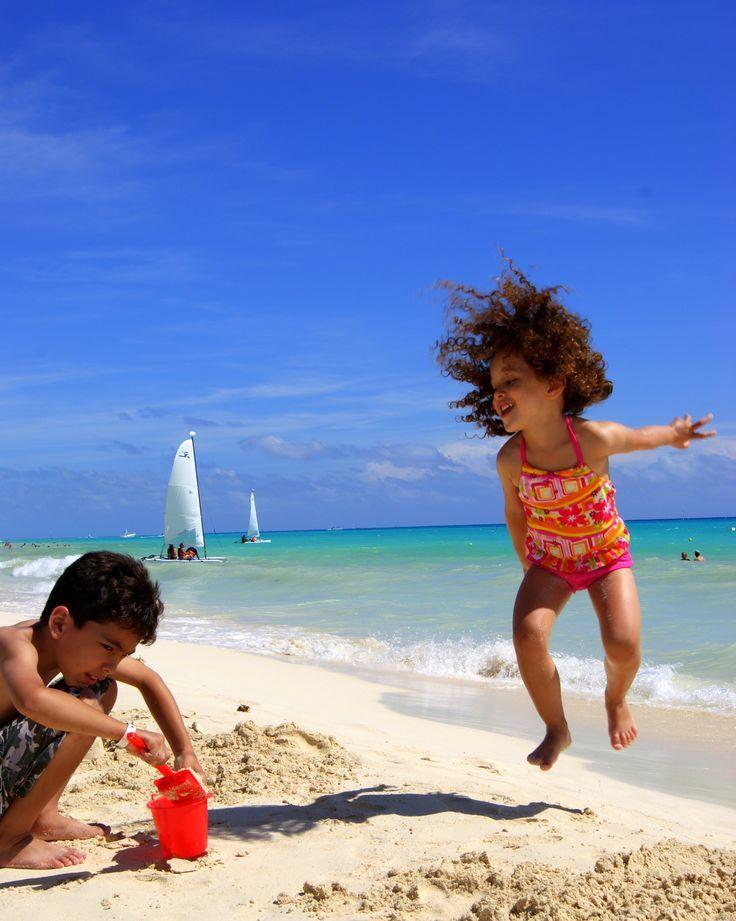 Dales las mejores vacaciones, los mejores recuerdos.