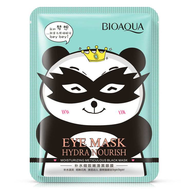 Animal panda brand eye mask,the patch of under eye dark circle remover,treatment mask, Eyes beauty Masks