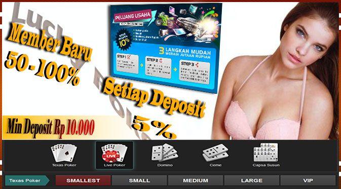 Situs Judi Poker | Strategi Cadangan Bermain Poker Online