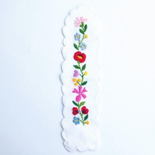 ハンガリー刺繍図案入りブックマーク-輸入手芸用品のお店『プチコパン』