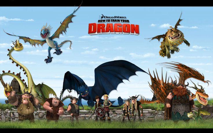 Mejores 10 imágenes de dragons en Pinterest | Dibujar animales ...