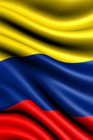 Bandera de Colombia. Colección fotográfica de La Unidad Especializada en Ortopedia y Traumatologia www.unidadortopedia.com PBX: 6923370, Móvil: 314-2448344 Bogotá, Colombia