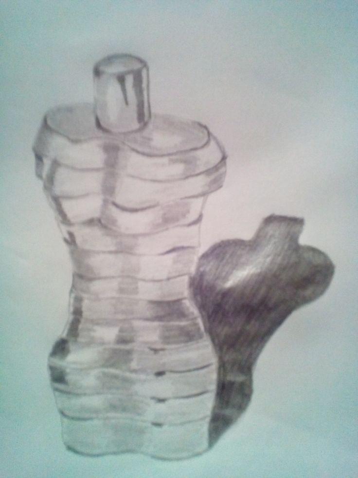 pencil sketch