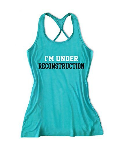 Feel comfortable and motivated with this light weight women tank top! The color is refreshing and the quote is perfect for your workout motivation. These tops are also great to wear around the house and relax in.