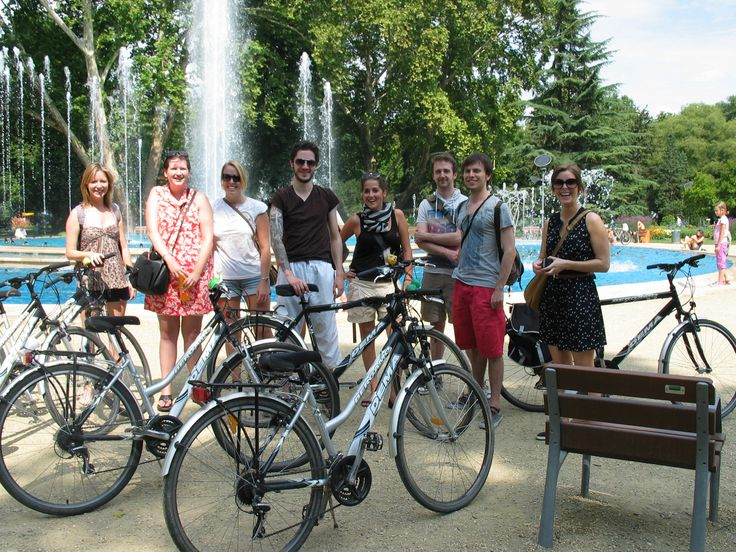 Budapest Bike Breeze - Wheels and Meals Tour http://www.budapestbikebreeze.com