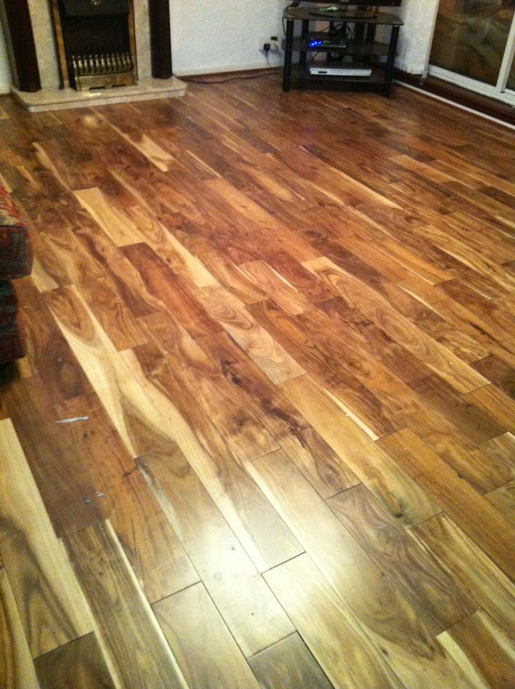 Flooring Solid Wood Natural