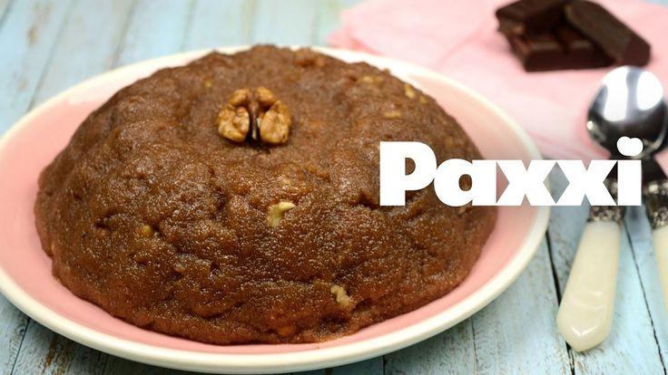 Χαλβάς σοκολατένιος - Paxxi 1min C88