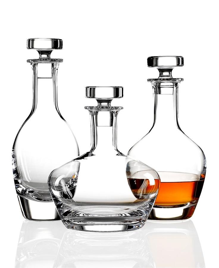 Villeroy & Boch Barware, Scotch Whiskey Carafe Collection