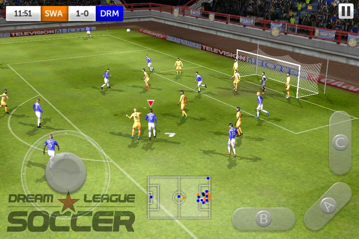 Dream League Soccer 2.0.6 Apk Latest Version Soccer