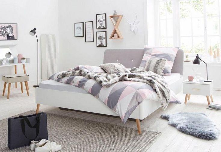 AFFILIATELINK | smoke PACK`S Bett »Kolding«, skandinavisch, Design, minimalistisch …   – Kinderzimmer | DIY, Deko & Einrichtung