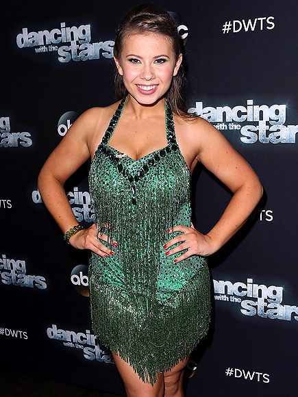 Bindi Irwin Wows Crowd with 'Crocodile Rock' Tribute to Father Steve Irwin on DWTS| Dancing With the Stars, People Picks, TV News, Bindi Irwin, Steve Irwin