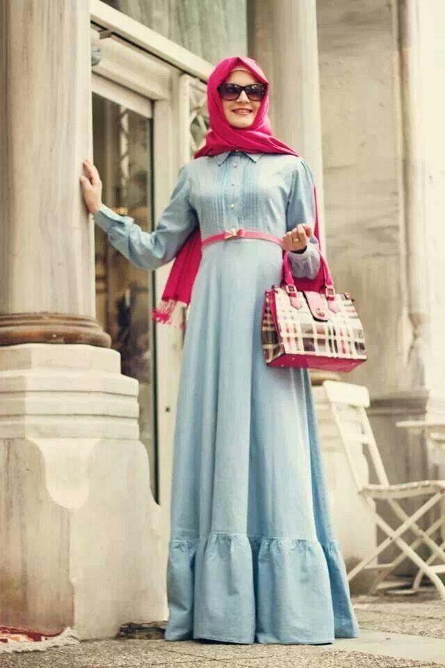 Z Style Muslimah Fashion Hijab Style Butik Nabila