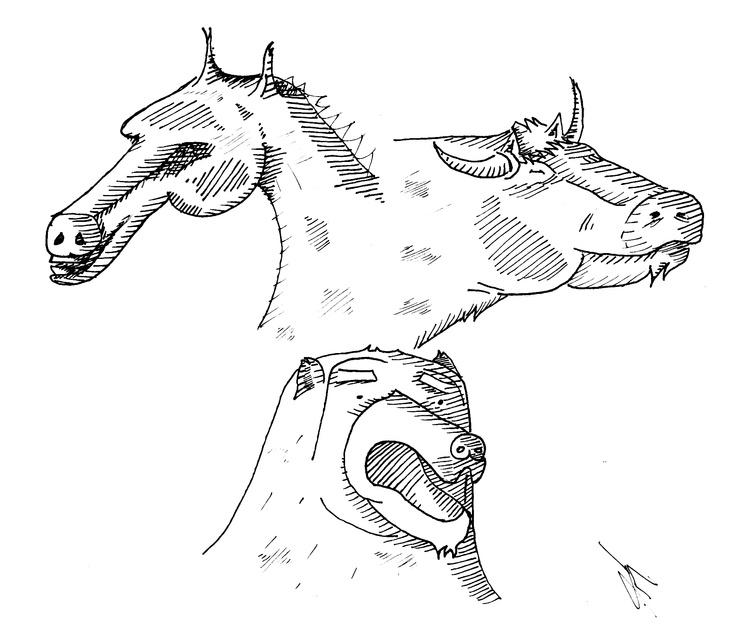 MOAI Animal Face