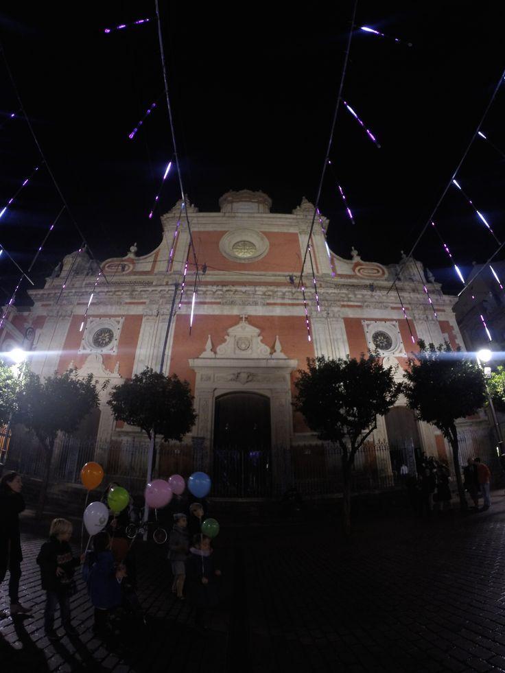 Plaza de San Bernardo, Sevilla Spain