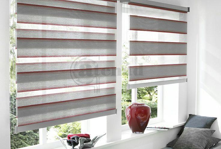 striped twinlight blind