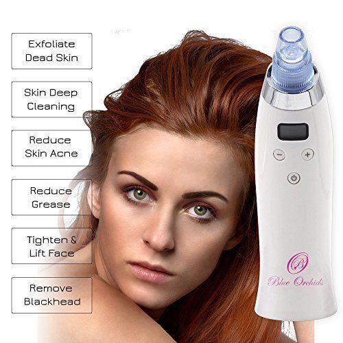 Facial Pore Cleanser Vacuum Suction Tool