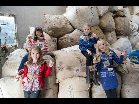 Shetland Wool Week - YouTube