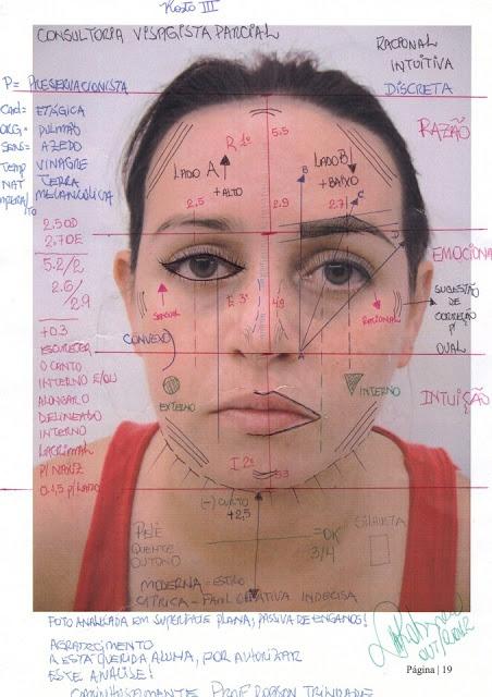 Conheça através do Visagismo recursos de embelezamento - Sensacionais Consultoria Facial Parcial - 1 Foto tirada na hora formato 3/4 frente e perfil - 1 Foto detalhe do olhar / zoom Respostas possíveis: Qual o formato do seu rosto externo, Como fazer correções lábios, nariz e olho. Quais as proporções do seu pescoço X rosto; Se existe equilíbrio entre pescoço X ombro; Os lados do rosto Sério e Sensual. Ainda dicas a respeito do seu cabelo. Em 48hs obtenha as dicas dos Visagistas. R$ 580,00