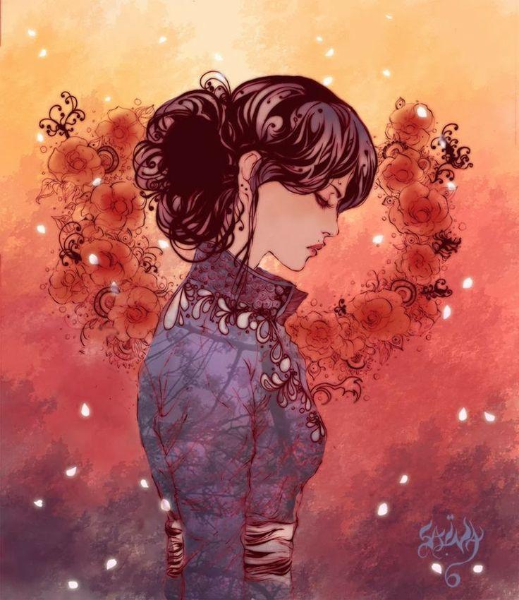 SaïnaSix Illustrations: New Illustration