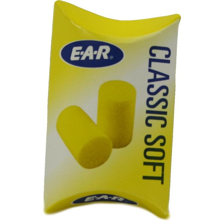 EAR Classic Soft Gehörschutzstöpsel:   Packungsinhalt: 2 St PZN: 00099116 Hersteller: Axisis GmbH Preis: 0,29 EUR inkl. 19 % MwSt. zzgl.…