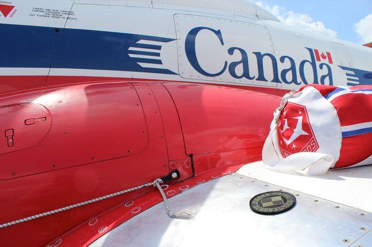 Canadian RCAF Snowbird Fan Pic!!   #RCAF #Snowbirds #Aviation #Avgeek