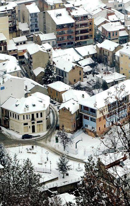 Winter.. Florina, Greece (by Pantelis65)