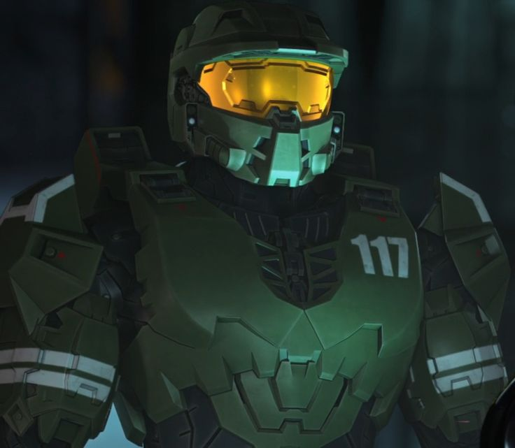 John-117 Mark IV Legends #Master #chief #halo