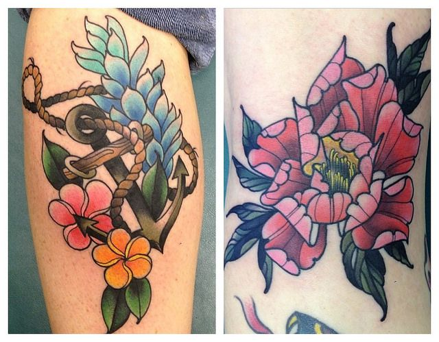 Amanda Grace Leadman - Black 13 Tattoo by Black 13 Tattoo