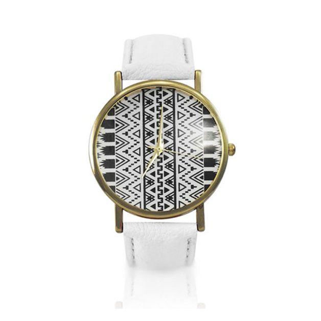 Zegarek Aztec RASBERRY - MISSMIS - Zegarki na rękę