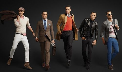 Opinion Shapes Buying Choices in Fashion for Guys