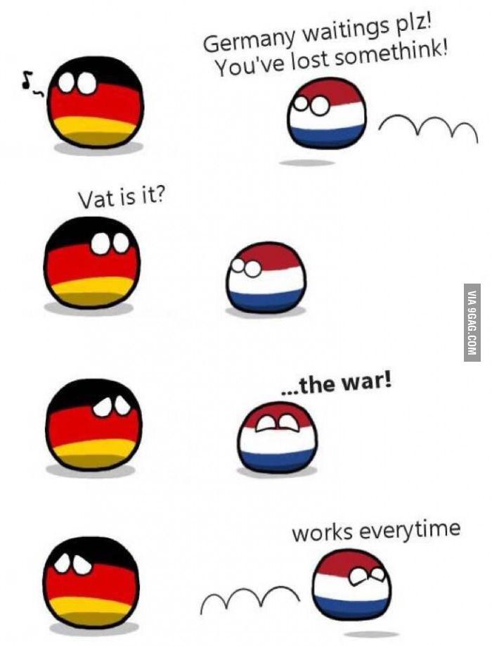 Poor Germany